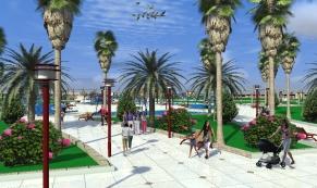 Parc citadin de Bechar